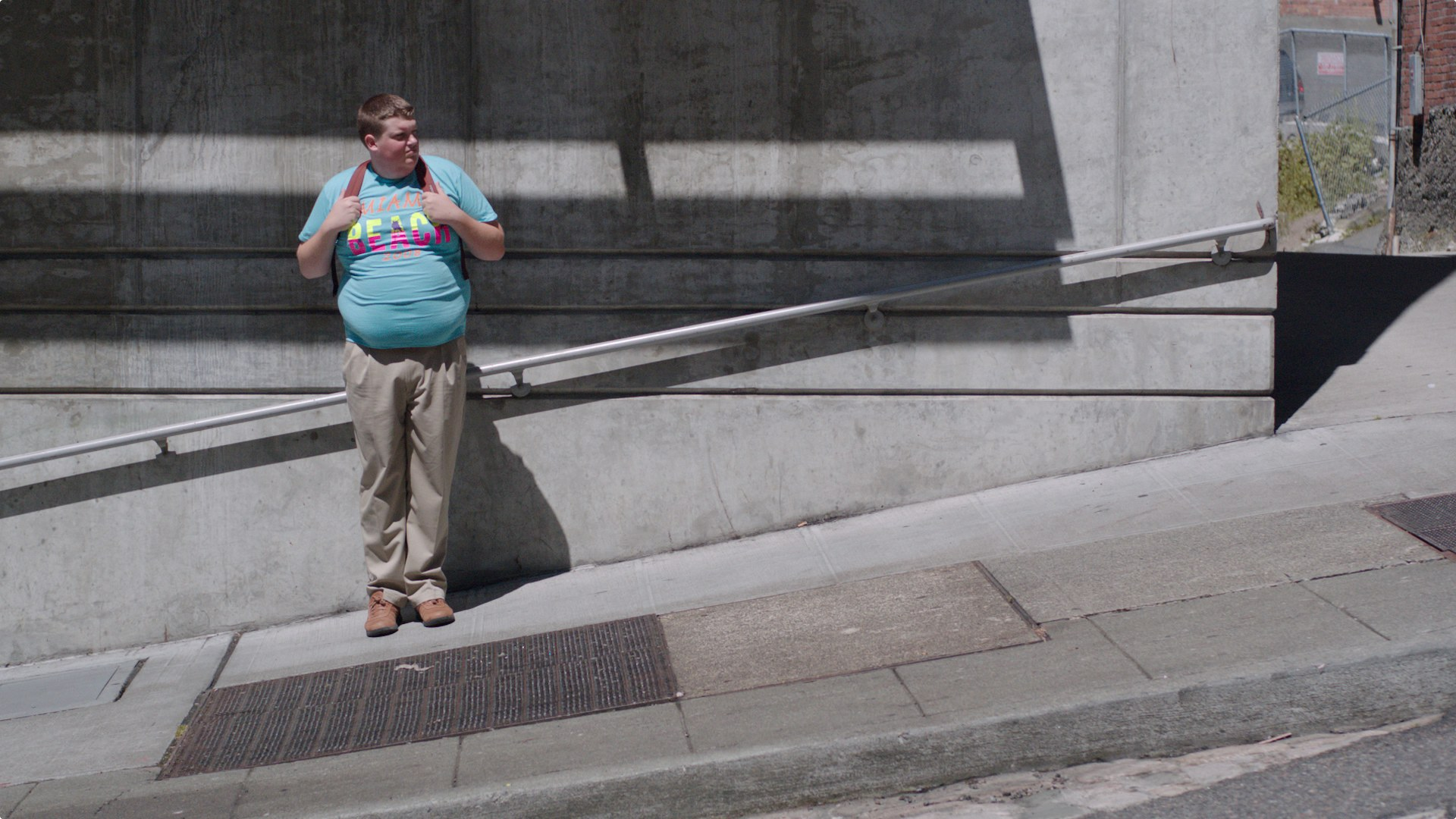 FAT KID RULES THE WORLDDirected by Matthew Lillard, Cinematography by Noah Rosenthal